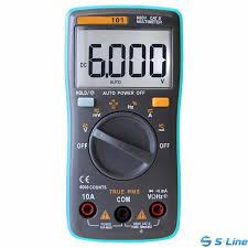 ZT101 Цифровой <b>Мультиметр True RMS</b> купить со склада, оптом ...
