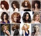 Стрижки на кудрявых волосах средней длины фото