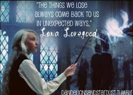 Luna Lovegood Quotes