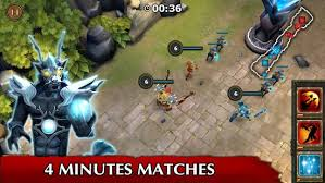 legendary heroes moba android apps on google play