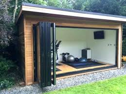 office garden pod. Outdoor Office Pod Gallery Contemporary Garden Rooms  Room Studio