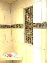 ceramic shower shelves shower recessed shelf recessed shower shelf shower tile shelves tile shower with mixed