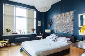 Bedroom Design:Magnificent Grey And Yellow Bedroom Blue Room Decor Navy Blue  Bedroom Walls Midnight