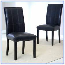 leather dining room chairs ikea