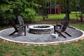 simple patio designs with fire pit. Unique Pit Diy Backyard Fire Pit Ideas Easy Ways To Build A Pits  For On Simple Patio Designs With H