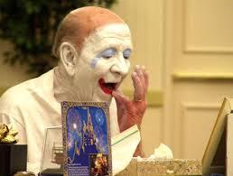 clown makeup for your unique face