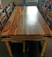 indian dining table 6 chairs. sheesham indian wood dining table with 6 jali chairssheesham chairs s