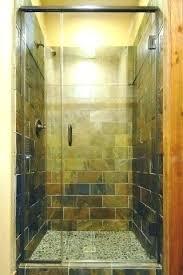 shower doors cost semi enclosure frameless estimate door