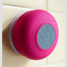 shower radio review guide x: soundbot bluetooth shower radio comes in different colors but id probably just get