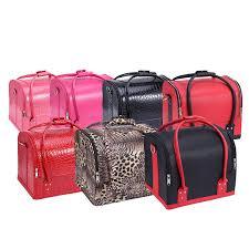 makeup tool box. cosmetic case in large capacity professional beauty tool organizer handbag travel storage box makeup
