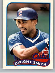 Amazon.com: 1989 Topps Traded #113T Dwight Smith NM-MT RC Rookie Cubs:  Collectibles & Fine Art