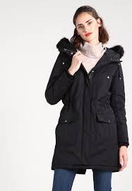 vero moda vmgry winter coat black women clothing coats