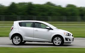 All Chevy chevy cars 2012 : 2012 Chevrolet Sonic - First Drive - Automobile Magazine