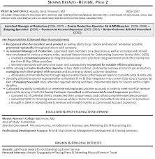 Senior Marketing Consultant Resume Consulting Examples