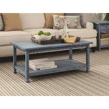 Country cottage style furniture Interior Alaterre Furniture Country Cottage Blue Antique 42 In Coffee Tableacca11ba The Home Depot Home Depot Alaterre Furniture Country Cottage Blue Antique 42 In Coffee