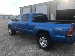 2006 Toyota Tacoma SR5 Double Cab 4x4 Sport for sale in Greenville ...