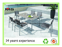 hot ing stainless steel outdoor dining table set