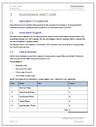 Cost Proposal Templates cost proposal template Matthewgatesco 79