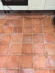 Terracotta Kitchen Floor Tiles Warwickshire Tile Doctor Your Local Tile Stone And Grout