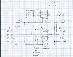 my home made kiln controller schematic of the kiln controller
