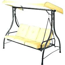 patio swing canopy replacement swing canopy cover replacement 3 person swing with canopy patio patio swing