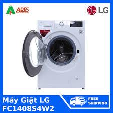 Shop bán Máy giặt LG Inverter 8 kg Lồng ngang FC1408S4W2 chỉ 7.890.000₫