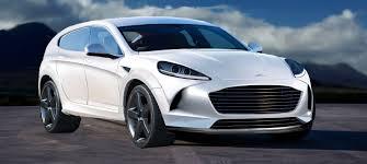 2017 Aston Martin ELV8 Crossover, SUV and AWD Sedan Renderings ...