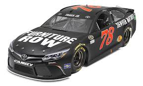 furniture row racing. furniture riw is currently scheduled to be the primary sponsor in races that bass pro shops not sponsor. image from row racing