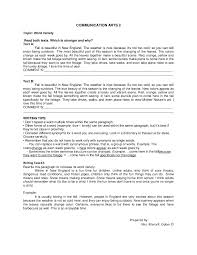 Cold Cover Letter Sample Fascinating Communication Arts 48 Writing Task48