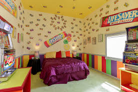 Candy Bedroom Ideas