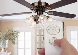 how to reset ceiling fan remote diy