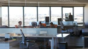 with all the chatter about beautiful office design it would be easy to assume workplaces have come a long way from the days of the cubicle farm beautiful office designs