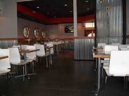 Corrugated Metal Interior Design May 2011 Adventures In Dining