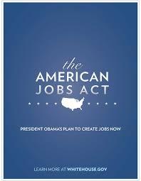Commerce Department logo of JOBS Act