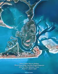 Shoreline Aerial Maps Custom Prints