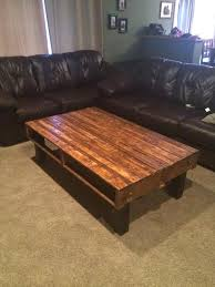 making wooden pallet furniture plans pallet coffee table plans coffee table image of simple pallet coffee