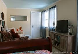 better homes and gardens tv stand. rustic bedroom makeover better homes and gardens tv stand