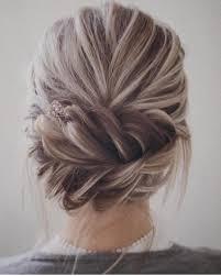 10 Hochsteckfrisuren F R Mittellanges Haar Aus Top Salon Stylisten