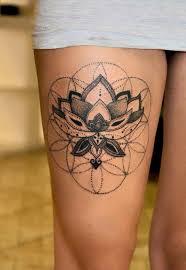Tetování Mandala Tetování Tattoo
