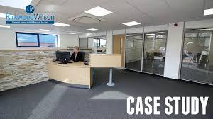 office mezzanine. office mezzanine floor u0026 fit out kirkwood wilson case study