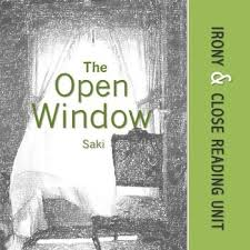 best short story examples ideas creative the open window saki irony close reading unit