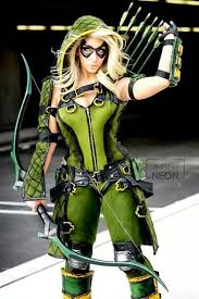 artemis girls costume. reminds me of artemis from young justice | superhero cosplay green archer girls costume