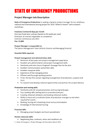 Job Description Data Manager Dietitian Resume Example Master