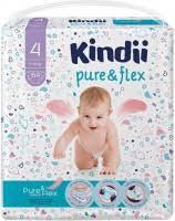 Kindii Pure and Flex 4 / 64 pcs – купить <b>подгузники</b>, сравнение цен ...