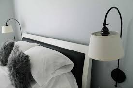 ingenious wall mounted bedside lamp bedroom reading lights lamps canada australia nz gorgeous fantastic swing