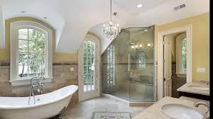 hanging bathroom chandeliers ideas