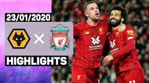 Wolverhampton vs Liverpool 1-2 All Goals & Highlights (Resumen Goles) 2020  HD