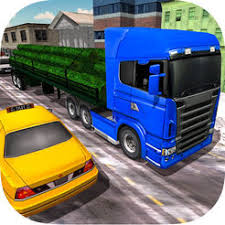 Cargo Delivery Truck Driver 18 On The App Store