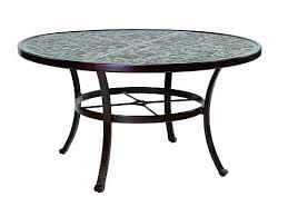 vintage 54 round dining table by castelle aminis 54 inch round outdoor dining table 54 round
