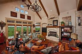 western living room designs